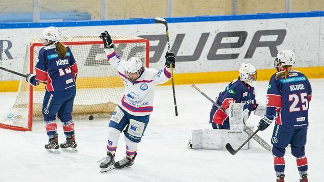 Final of the German Championship: Female polar bears lose big sense - sport
