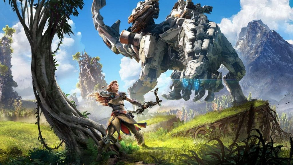 Horizon Zero Dawn and 9 more free games for everyone without Plus! The game continues at home