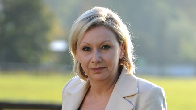 Karin Strains dies: CDU politician dies on return flight from Cuba - Politics