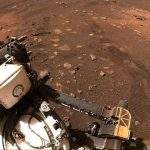 Mars orbits the red planet for the first time