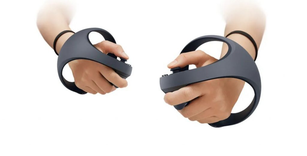 New controller for virtual reality here, first pictures