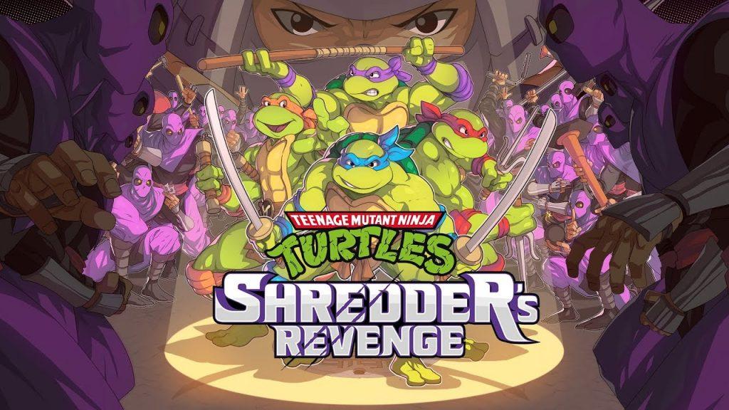 Nintendo Player | Totemo Surprisingly Teenage Mutant Ninja Turtles: Shredders Revenge in 2021