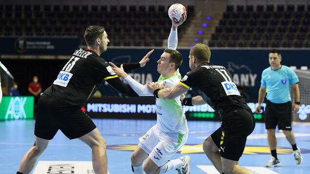 Olympic qualification of German handball players: Tokyo - After a clear 36:27 for the game
