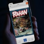 Rahan in digital – izneo exclusive
