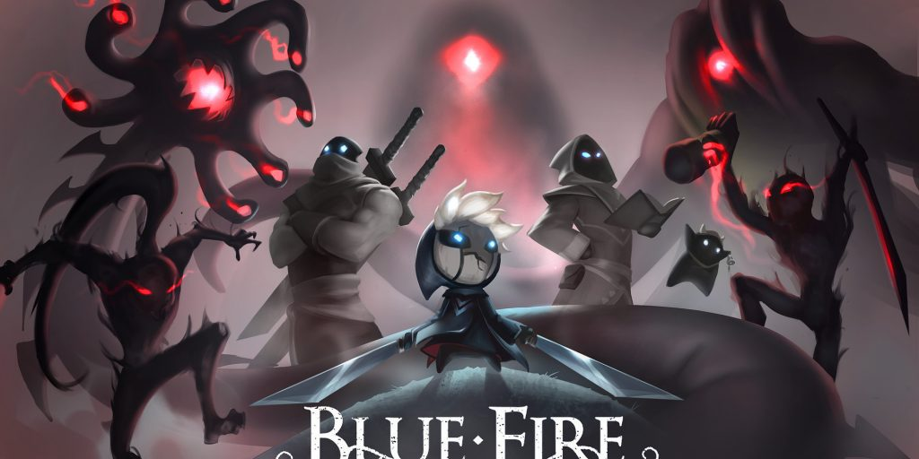 Take the world of Blue Fire in the physics version on the Nintendo Switch and PS4!
