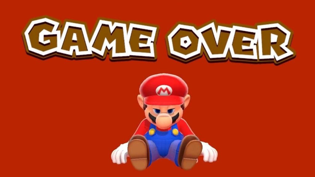 The Internet describes March 31 as the day Mario died