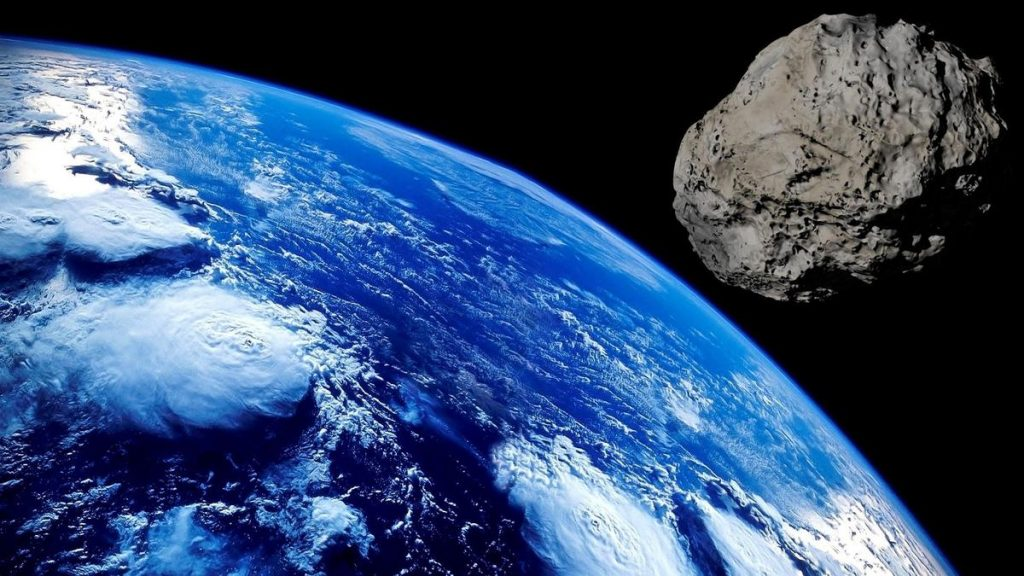 """The asteroid, classified as """"dangerous,"""" will orbit the Earth in March"""
