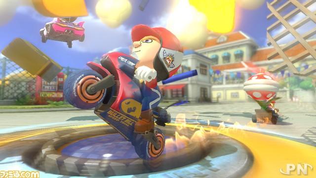 Warm up the glue with Mario Kart next Saturday