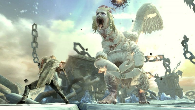 Soul Sacrifice, a dream activity worthy of the best of luck RPG.