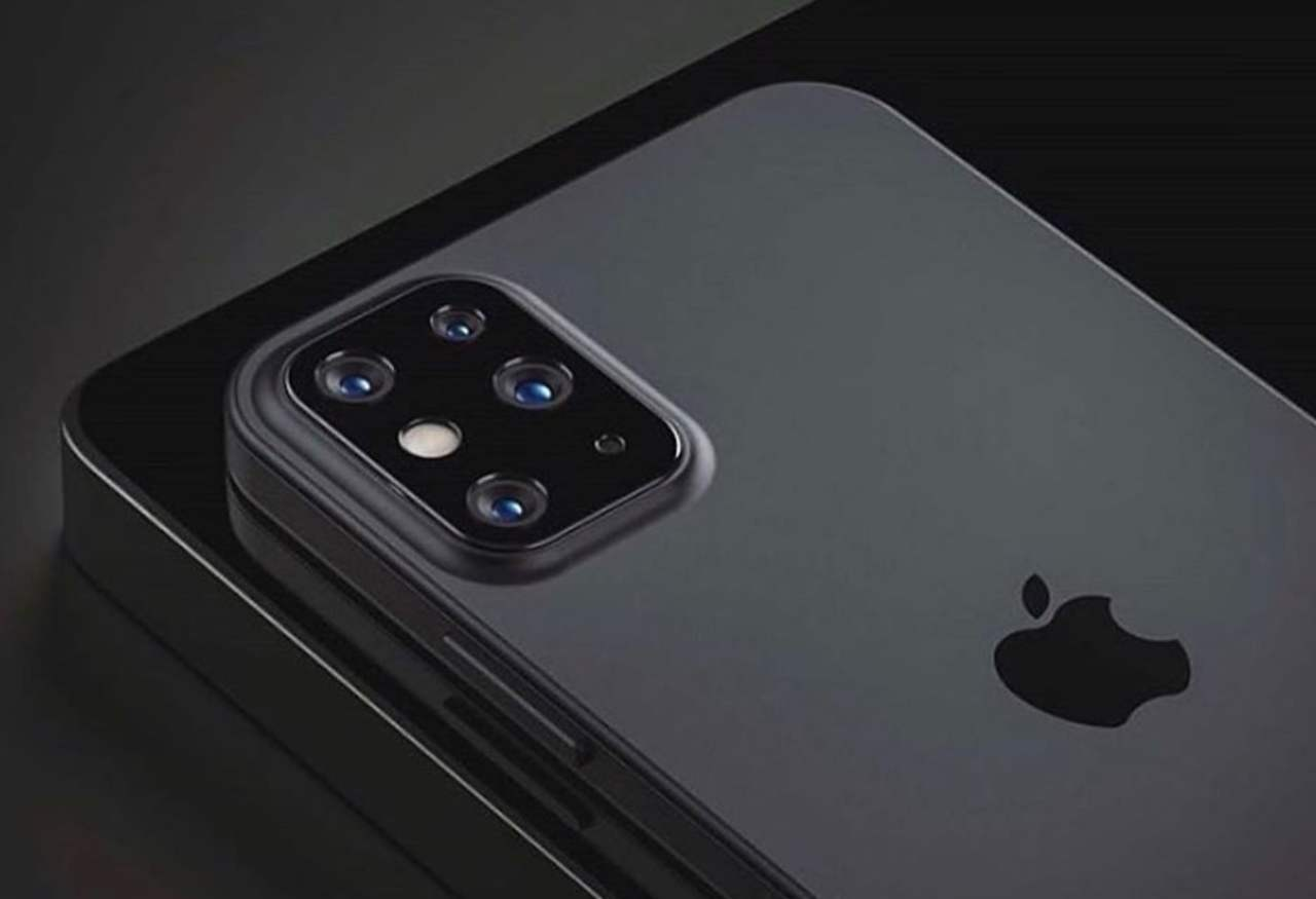 The iPhone is foldable