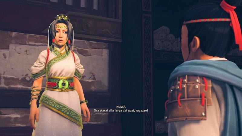 Indestructible Phoenix Rising: Myths of the Eastern Kingdom: Meets Gu Nua