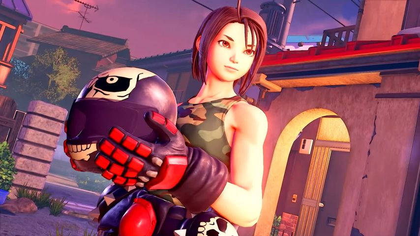 Street Fighter 5: Akira Kasama Active, Rose Available April 19 - News