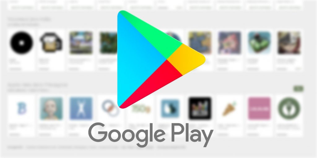 Google Play Store releases new interface without hamburger menu