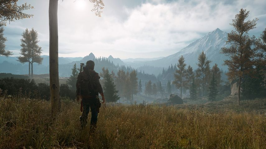 The PS5 remake of The Last of the S, has no sequel to the days gone by