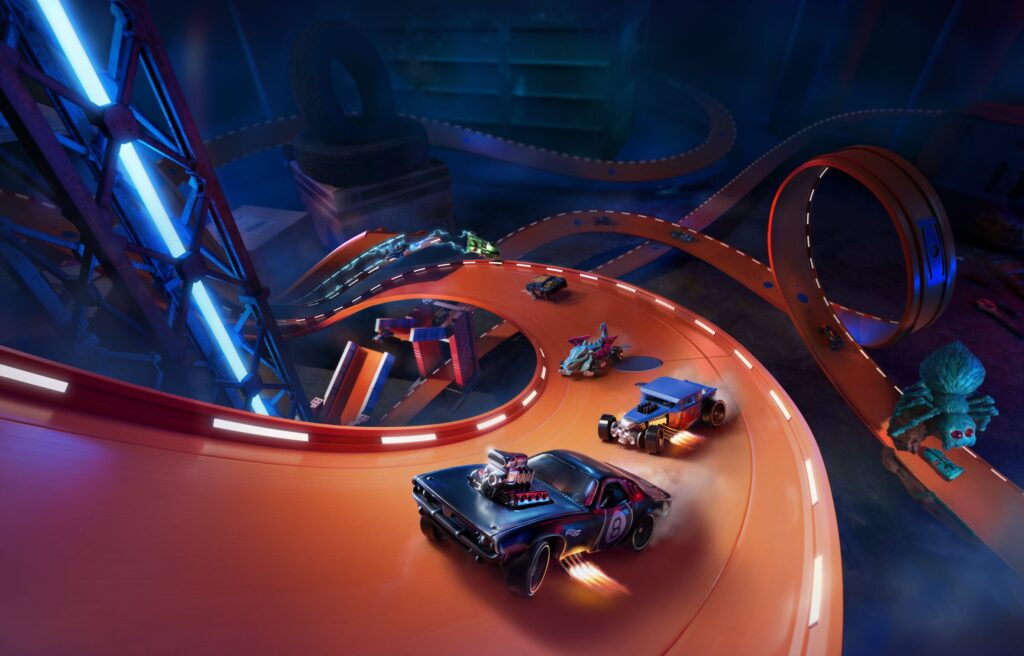 Hot Wheels Unleashed has released the first action-packed game trailer