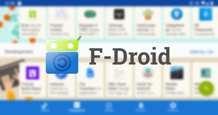 F-Droid: Der Ultimate Un-Play Store