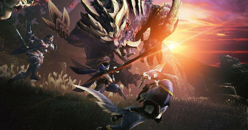 Monster Hunter Rice on the Nintendo Switch is truly the best of all time