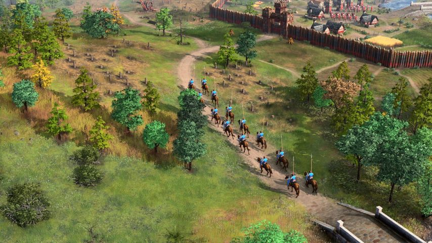 PC - Get Fall Empires 4 in the news this fall