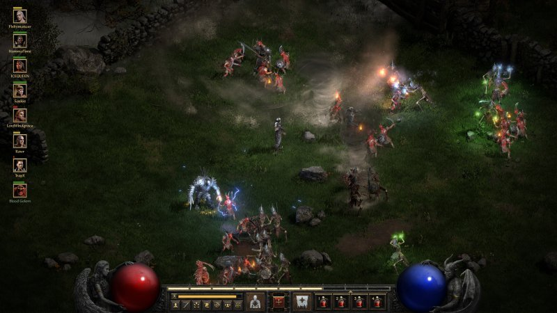 Diablo II Resurrected: Eight player mode confirmed, but still remote