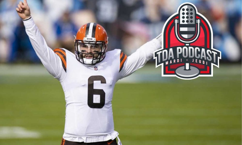 [podcast] Free Company AFC: Cleveland to Confirm? | Touchdown Act (NFL Act)