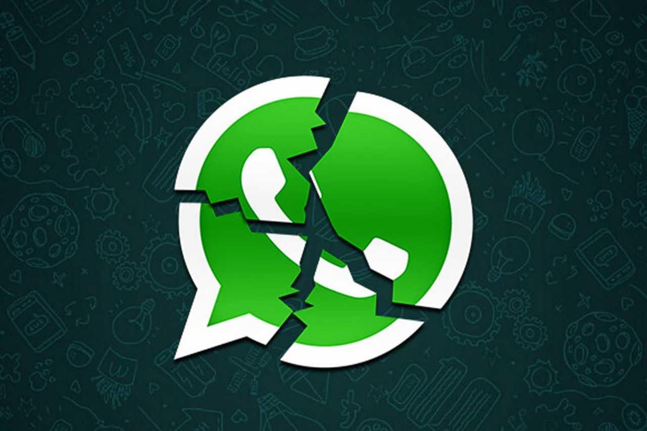 Goodbye WhatsApp