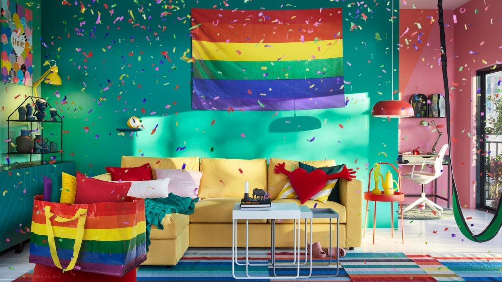 IKEA Japan launches special rainbow collection for Tokyo Rainbow Pride