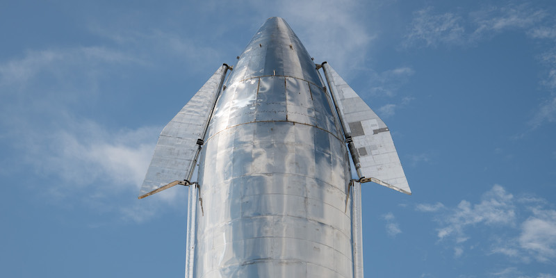 NASA selects SpaceX's starship spacecraft to land on the next moon