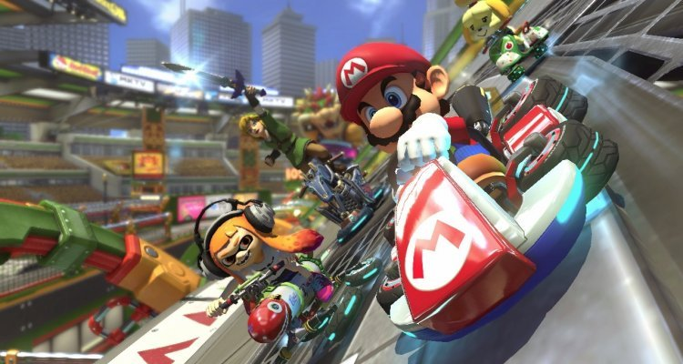 Mario Kart 8 is the best-selling driving game in American history - Nert 4.Life