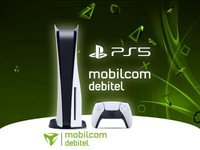 Buy the PlayStation 5 from Mobilcom Digital