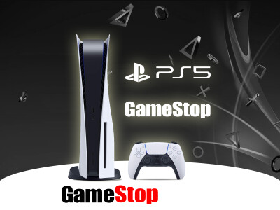 Buy the PlayStation 5 from GameStop