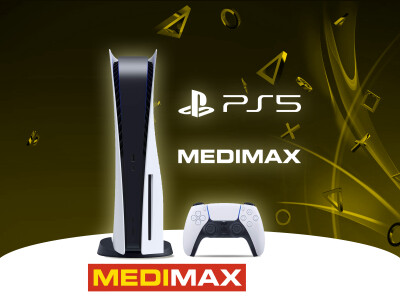 Buy the PlayStation 5 from Medimax