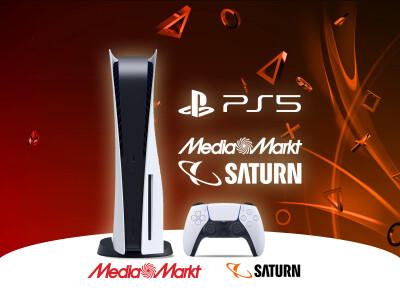 Buy PlayStation 5 on Media Mark and Saturn