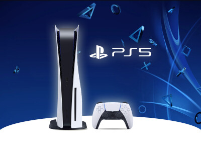 Buy and order the PS5 in advance