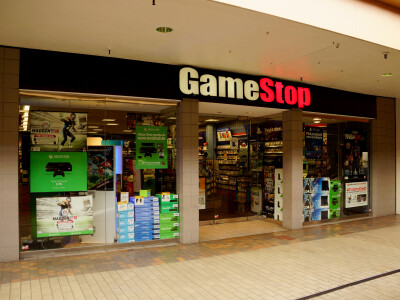 Gamestop branches reopen.