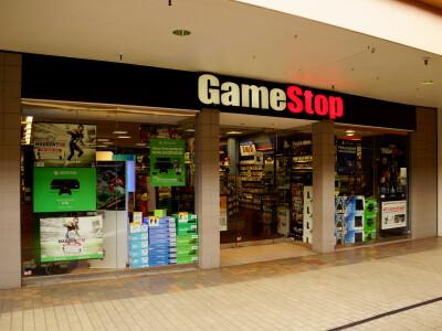 Gamestop branches reopen.