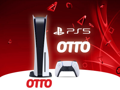 Buy the PlayStation 5 from Otto