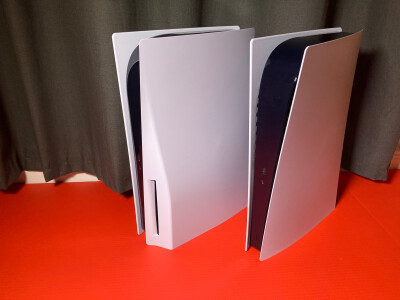 You have a choice between the PS5 and the PS5 digital version.