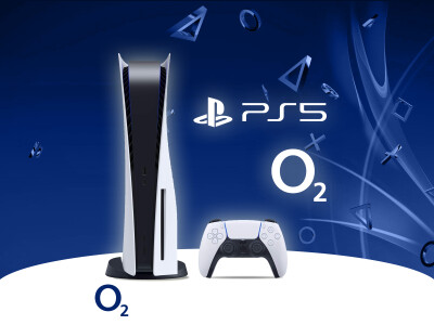 Buy the PlayStation 5 on O2