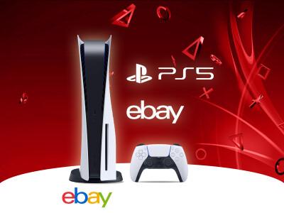 Buy PS5 on eBay