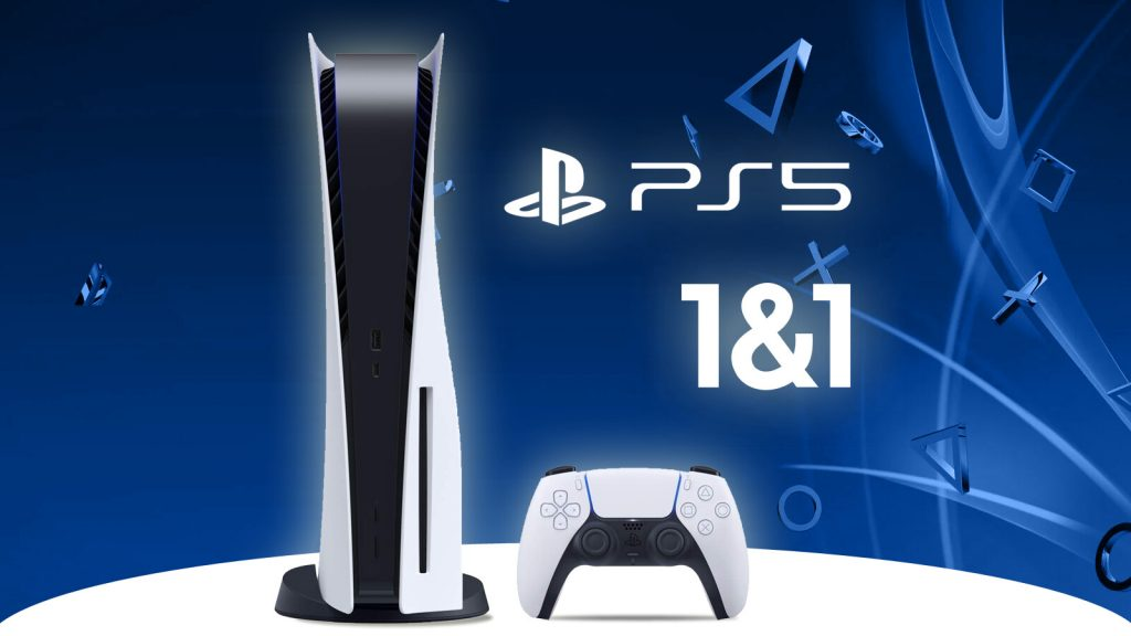 Buy PS5: 1 & 1 in stock, but the offer is very limited