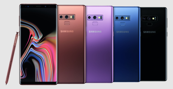 Galaxy Note 9 gets security update for April 2021 - it-blogger.net