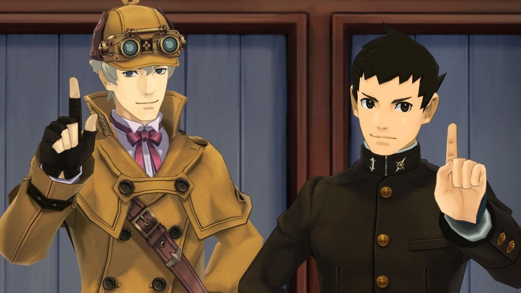 Great Ace Attorney Chronicles inquires about Nintendo Switch, PS4 and PC at the end of July