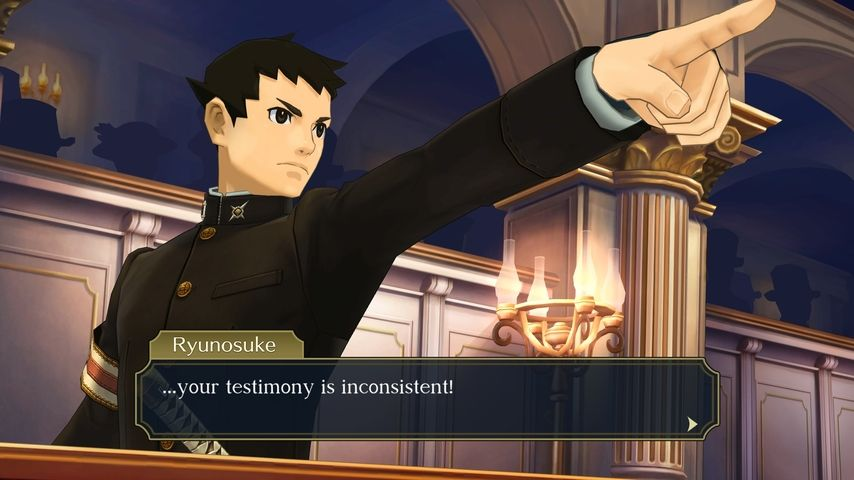 The Great Ace Attorney Chronicles in English, which is official, ended July 27 - News