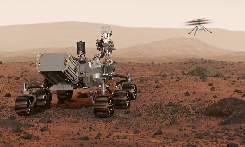 Diligence was able to extract oxygen from the Martian atmosphere