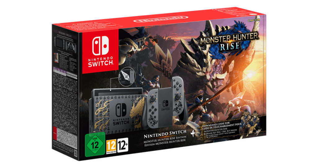 Win a new Nintendo Switch now