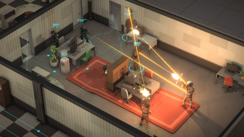 Tactical Game No Project B gets Steam and free preview of windows today
