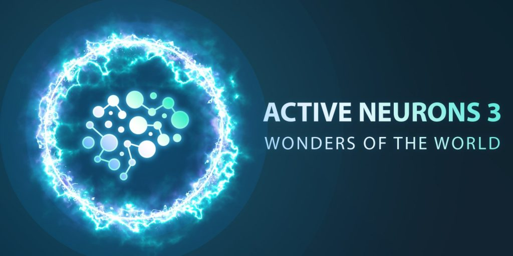 Active Neurons 3 - Wonders of the World (Nintendo Switch) - Lu Test