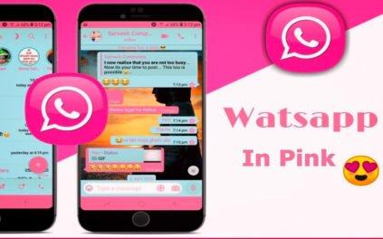 WhatsApp Pink - Sennheiser - News, Politics, Economy, Sports in Senegal