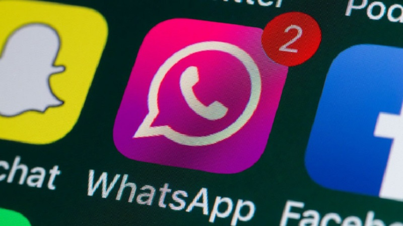 WhatsApp Pink, Beware of un downloaded application (photos)
