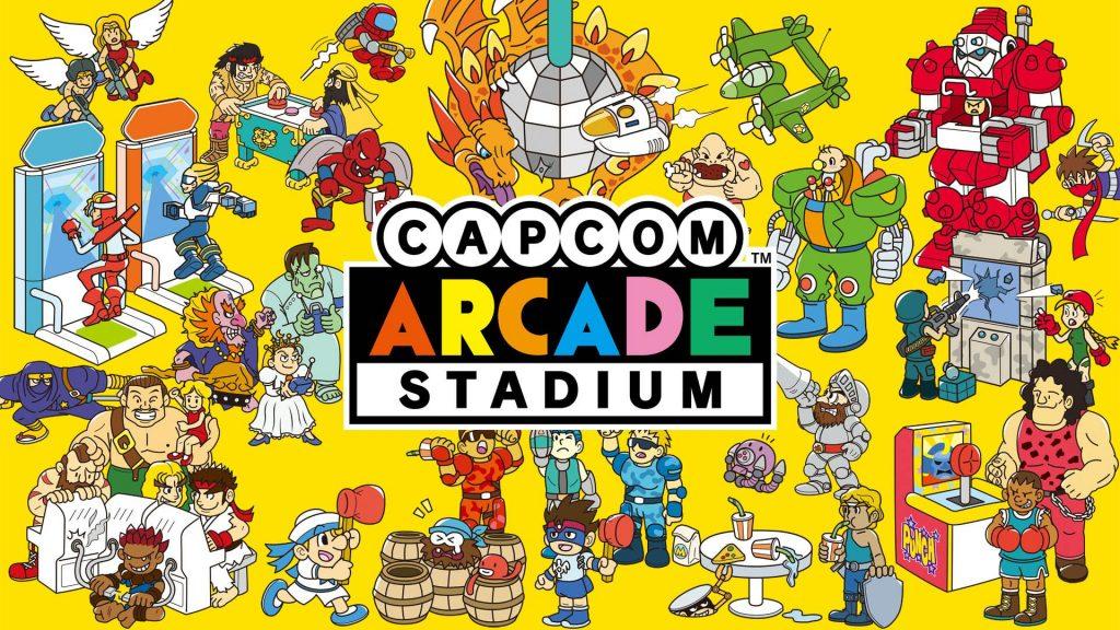 Nintendo Player   Capcom Arcade Stadium: New classic titles are coming soon